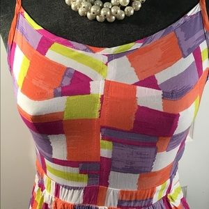 Splendid colorful dress size Small